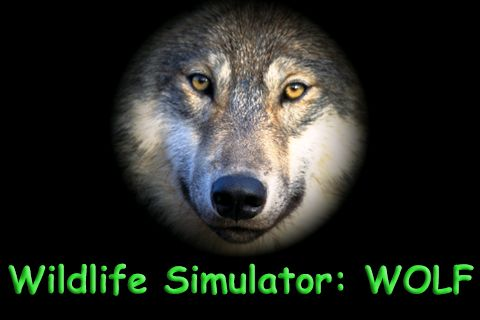 wildlife simulator wolf